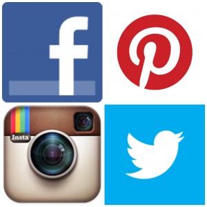 78f3867a04c Facebook, Twitter, Google+, LinkedIn, Pinterest, Instagram - How Do ...